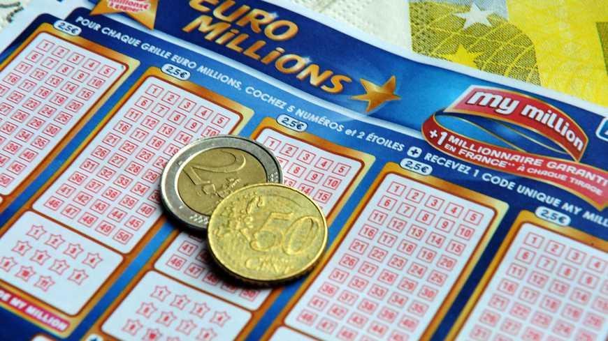 Le nouveau bulletin de l' Euromillion
