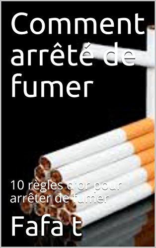 fumer