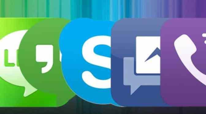 Quelles sont les meilleurs applications audio et  vidéo pour communiquer sur internet