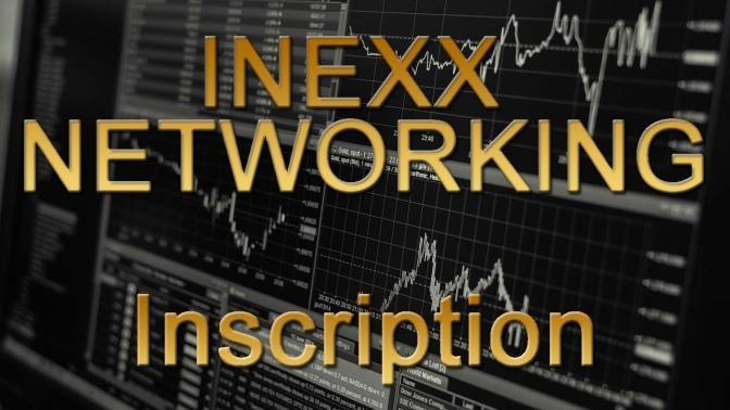 INEXX, avancement, compte rendu depuis l'inscription